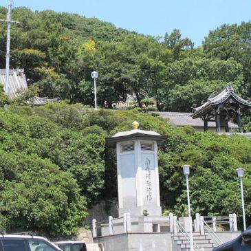歴史ある廟所(びょうしょ)